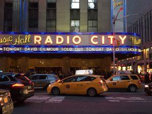 A Day Far Away Gilmour Radio City 160410